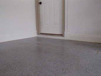 Binghamton concrete floor slab repair and leveling