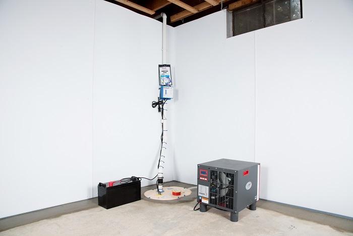 Basement Waterproofing Contractor In New York Leaky