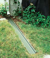 gutter drain extension installed in New Hartford, New York
